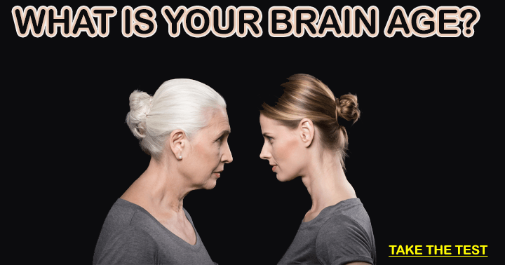 The older the brain the smarter the person