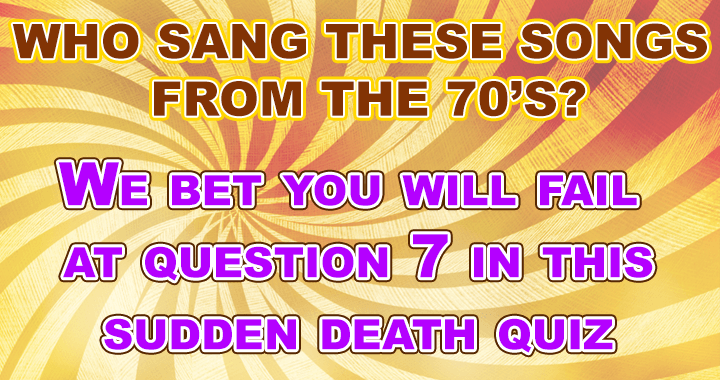 Question 7 is going to be the end for you!