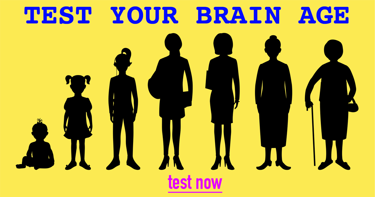 What is your brain age?