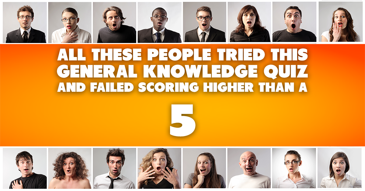 We bet you aren't smarter than these people