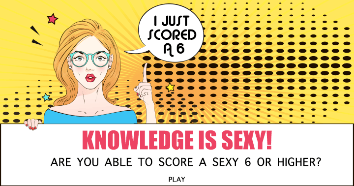 Knowledge is Sexy!