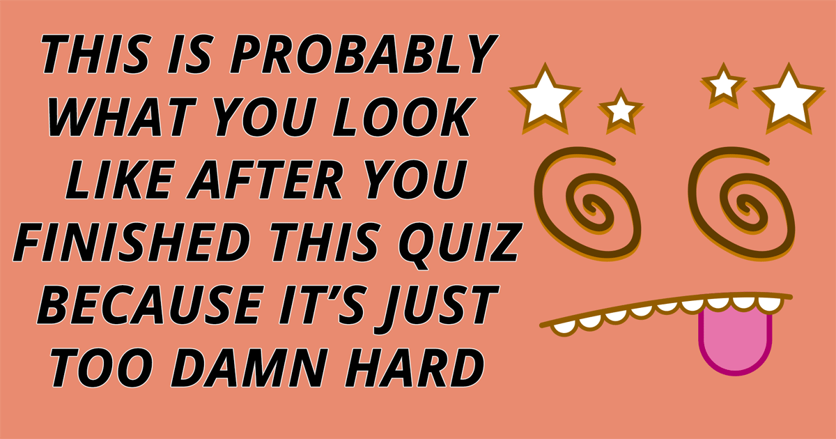 Trivia Quiz for pros