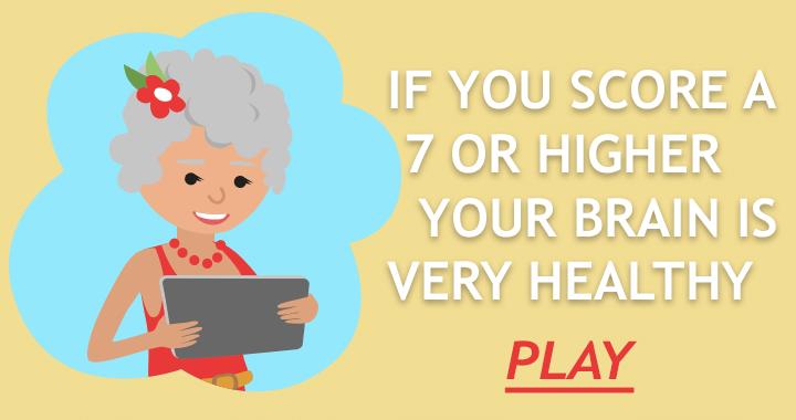 Test your brain health