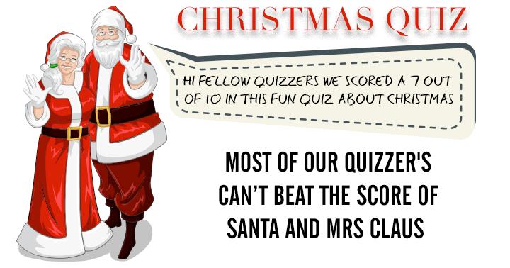 Awesome Christmas Quiz
