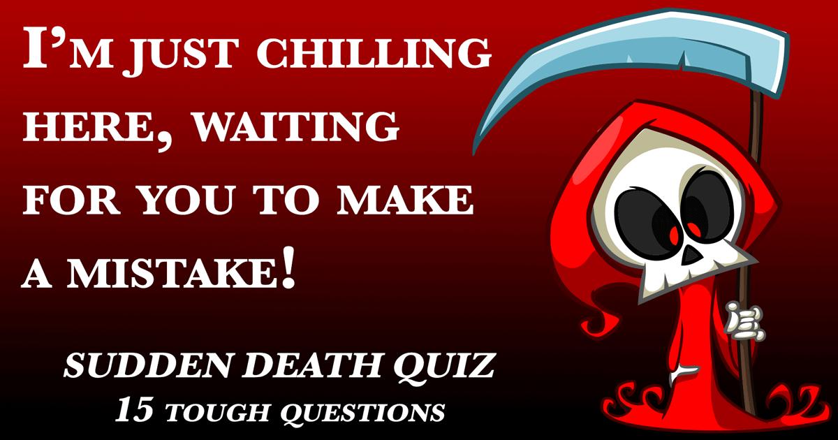 SD Quiz!