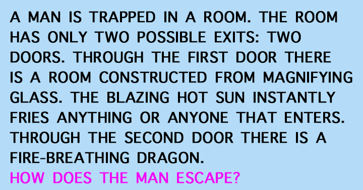 Find the answer to the riddle at the end of the quiz!