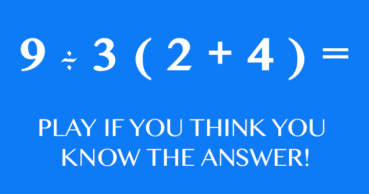 Mathematics quiz for the lovers of math!