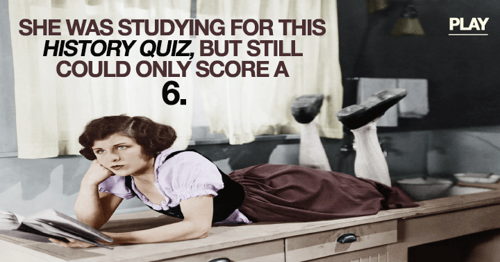 Can you beat her score?