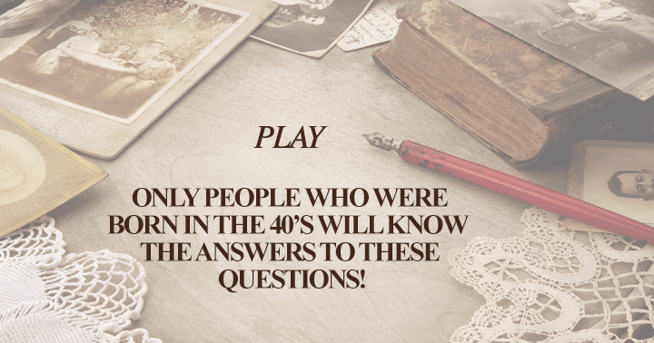 The young quizzers among us think this is a hard history quiz, what do you think?