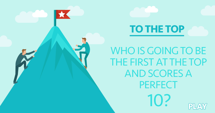 Are you going to be the best?