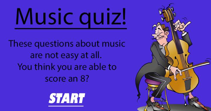 Very fun music quiz!