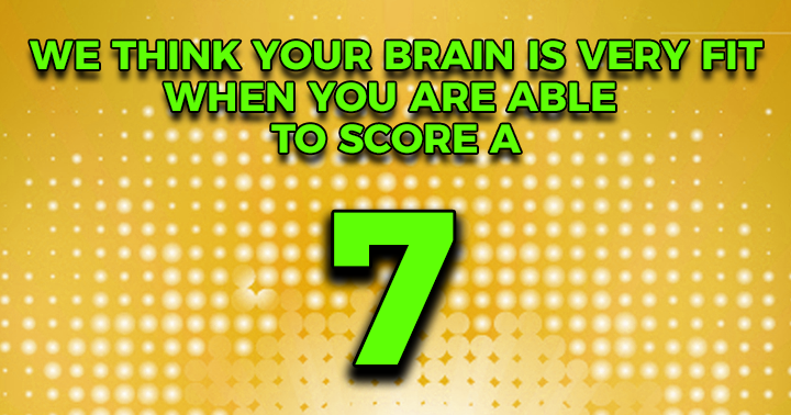 Is your brain fit enough?