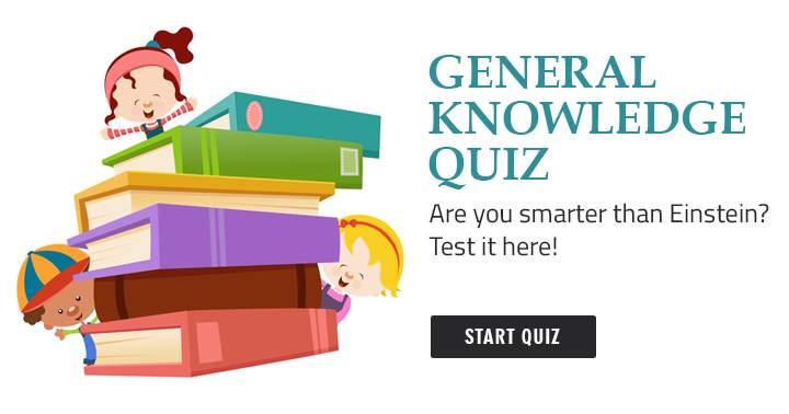 Are you smarter than Einstein?