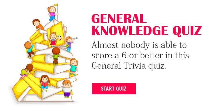 Impossible mixed knowledge quiz only the smartest can finish correctly