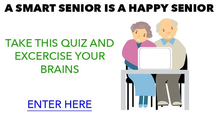 Exercise your brain and become a happy senior