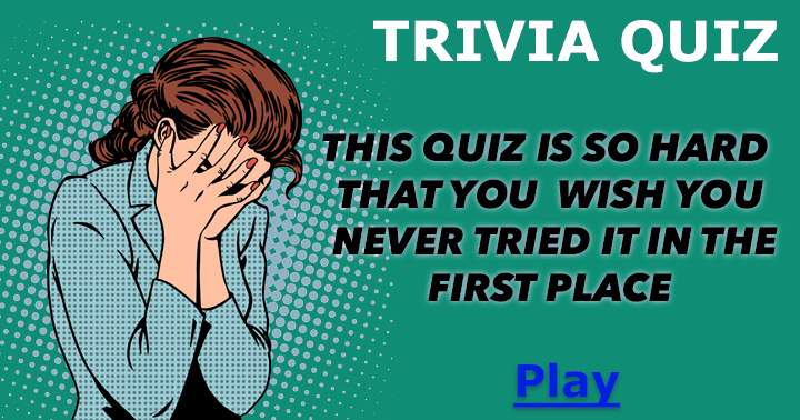 This quiz will most likely give you a headache