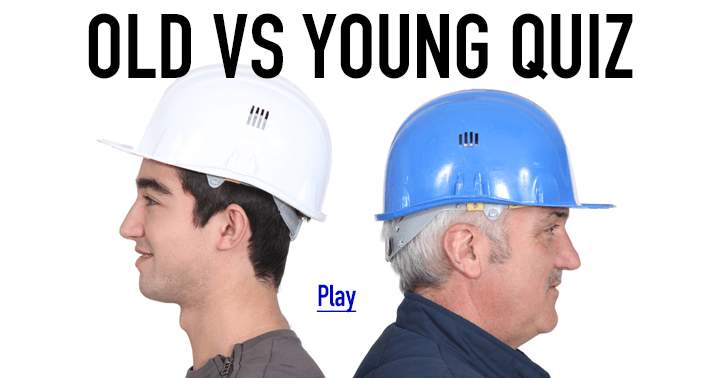 Who will score better the youngsters or the oldies?
