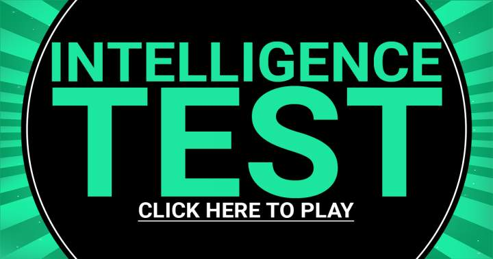 Challenging Intelligence Test